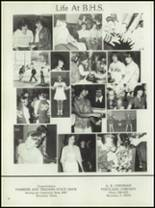 1980 Bluffs High School Yearbook Page 34 & 35