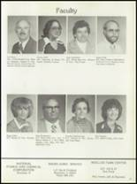 1980 Bluffs High School Yearbook Page 36 & 37