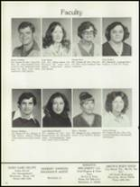 1980 Bluffs High School Yearbook Page 38 & 39