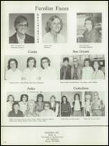 1980 Bluffs High School Yearbook Page 40 & 41