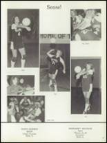 1980 Bluffs High School Yearbook Page 44 & 45