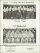 1980 Bluffs High School Yearbook Page 46 & 47