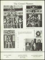 1980 Bluffs High School Yearbook Page 50 & 51
