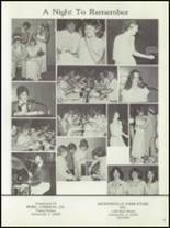 1980 Bluffs High School Yearbook Page 56 & 57