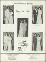 1980 Bluffs High School Yearbook Page 58 & 59