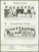 1980 Bluffs High School Yearbook Page 62 & 63