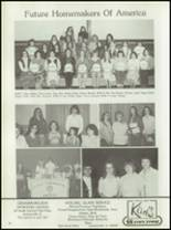 1980 Bluffs High School Yearbook Page 64 & 65