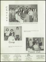 1980 Bluffs High School Yearbook Page 68 & 69