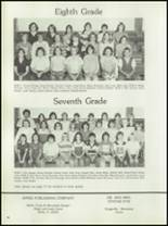 1980 Bluffs High School Yearbook Page 70 & 71