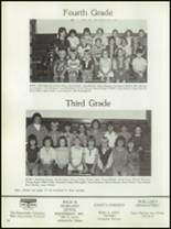 1980 Bluffs High School Yearbook Page 72 & 73