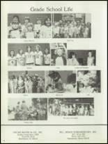 1980 Bluffs High School Yearbook Page 78 & 79