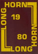 1980 Yearbook Tarkington High School