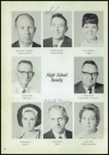 1970 Eula High School Yearbook Page 12 & 13