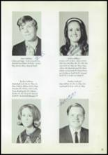 1970 Eula High School Yearbook Page 16 & 17