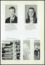1970 Eula High School Yearbook Page 18 & 19