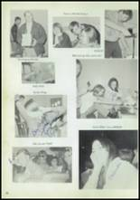 1970 Eula High School Yearbook Page 20 & 21