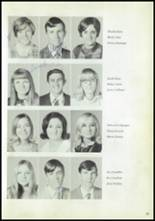 1970 Eula High School Yearbook Page 22 & 23