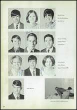 1970 Eula High School Yearbook Page 24 & 25