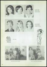 1970 Eula High School Yearbook Page 28 & 29