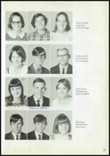 1970 Eula High School Yearbook Page 30 & 31