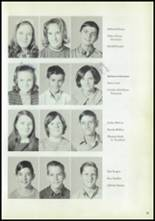 1970 Eula High School Yearbook Page 34 & 35