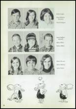 1970 Eula High School Yearbook Page 40 & 41