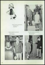 1970 Eula High School Yearbook Page 42 & 43