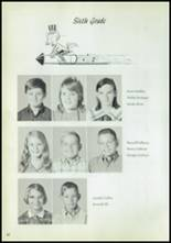 1970 Eula High School Yearbook Page 44 & 45