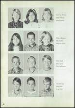 1970 Eula High School Yearbook Page 46 & 47
