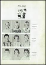 1970 Eula High School Yearbook Page 54 & 55