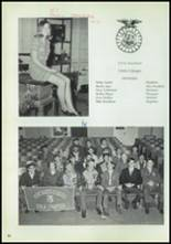 1970 Eula High School Yearbook Page 68 & 69