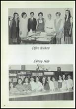 1970 Eula High School Yearbook Page 70 & 71