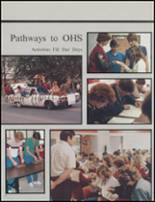 1982 Owasso High School Yearbook Page 10 & 11