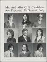 1982 Owasso High School Yearbook Page 16 & 17