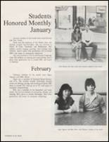 1982 Owasso High School Yearbook Page 22 & 23