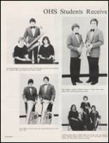 1982 Owasso High School Yearbook Page 24 & 25