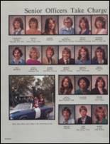 1982 Owasso High School Yearbook Page 38 & 39