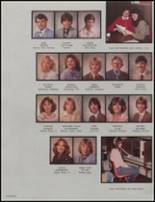 1982 Owasso High School Yearbook Page 40 & 41