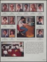 1982 Owasso High School Yearbook Page 42 & 43