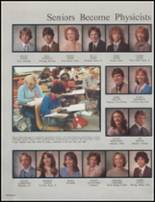 1982 Owasso High School Yearbook Page 44 & 45