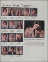 1982 Owasso High School Yearbook Page 46 & 47