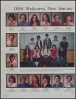1982 Owasso High School Yearbook Page 50 & 51