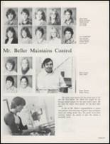 1982 Owasso High School Yearbook Page 70 & 71