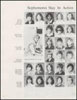 1982 Owasso High School Yearbook Page 76 & 77