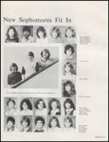 1982 Owasso High School Yearbook Page 82 & 83