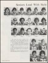 1982 Owasso High School Yearbook Page 98 & 99