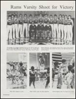 1982 Owasso High School Yearbook Page 100 & 101