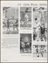 1982 Owasso High School Yearbook Page 104 & 105