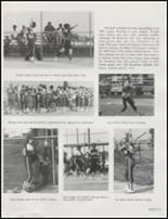 1982 Owasso High School Yearbook Page 116 & 117