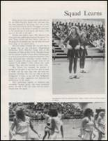 1982 Owasso High School Yearbook Page 122 & 123